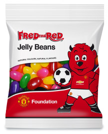 Fred the red jelly beans