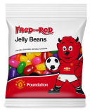 fred red jelly beans