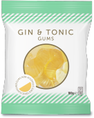 gin and tonic gums